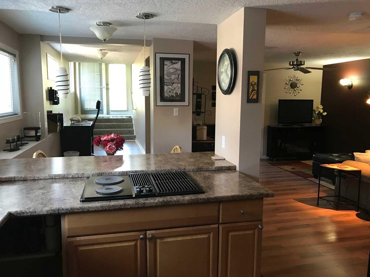 The Studio Suite Lakeview Rental homes Nanaimo, BC